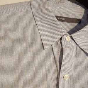 EUC Vince Dress Shirt